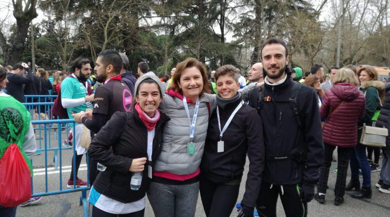 Casi 2000 participantes en la III Carrera  del Fondo de Becas