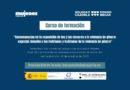 Curso de formación a profesionales de Extremadura sobre exposición de menores a la violencia de género