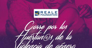 Corre por los Huérfan@s de la violencia de género
