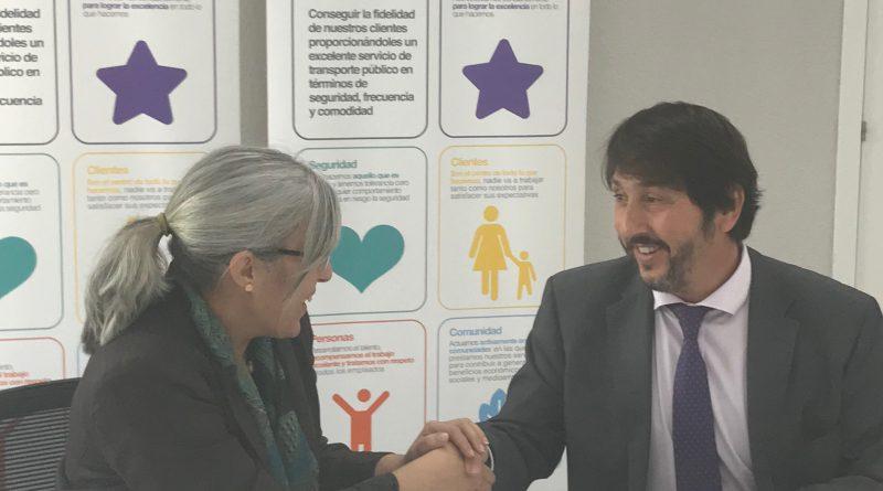 El Fondo de Becas Soledad Cazorla renueva su convenio con ALSA