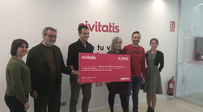 Tour de mujeres ilustres, una iniciativa solidaria de Civitatis  con el Fondo de Becas