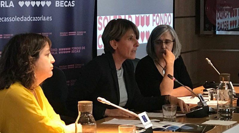 Carmen Calvo clausura la III Jornada Huérfan@s de violencia de Género: hacia la protección internacional