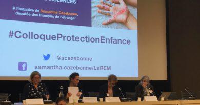 Intervención de Marisa Soleto en la Asamblea Nacional francesa