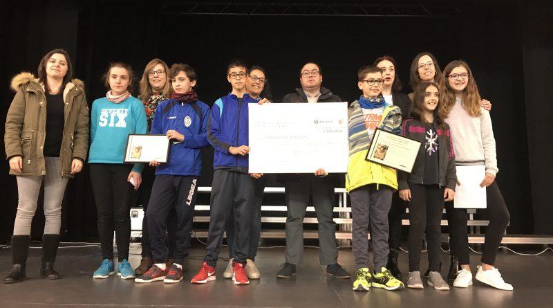 La infancia de Camarena, Toledo, solidaria con el Fondo de Becas
