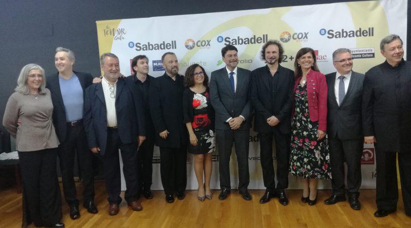 Voces solidarias en el Teatro Principal de Alicante