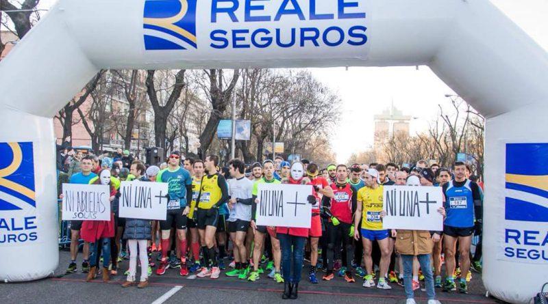 1.500 corredores y corredoras corren en Madrid por las huerfan@s de violencia de género