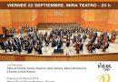 The Tenor Gala, un concierto solidario a favor del Fondo de Becas