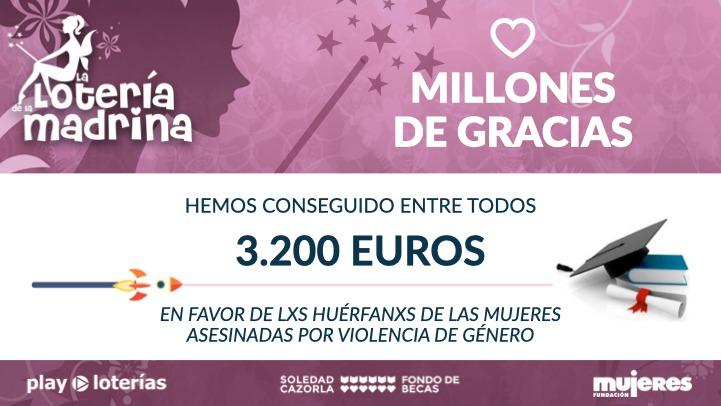 Millones de gracias