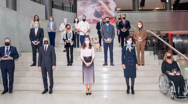 Entrega de los premios XII Convocatoria de Proyectos Sociales 'Euros de tu nómina'