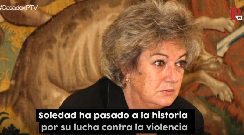 Joaquín Tagar habla sobre el Fondo de Becas Soledad Cazorla