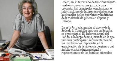 """III Jornada """"Huérfan@s de la violencia de género: hacia la protección internacional"""""""