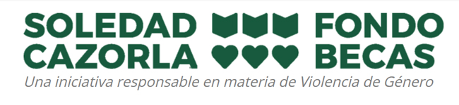 Fondo de becas Soledad Cazorla