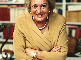 """""""Una mujer de justicia"""" Entrevista a Soledad Cazorla en 2005"""